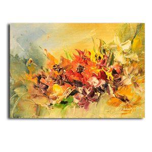 incandessence pictura in ulei